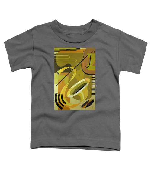 Jazz Toddler T-Shirt