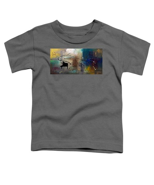 Jazz Night Toddler T-Shirt
