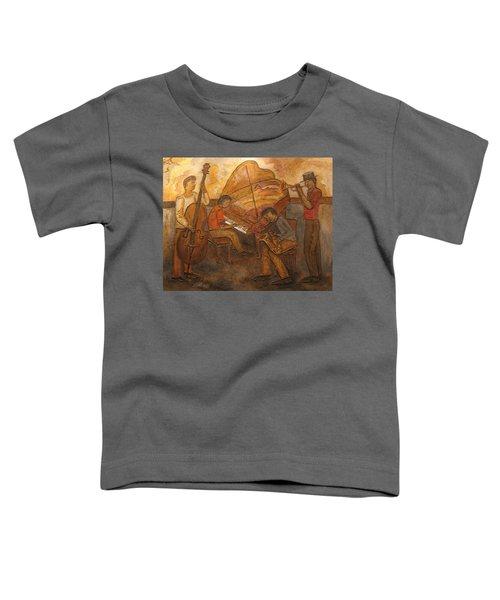 Jazz Quartet Toddler T-Shirt