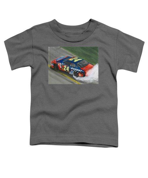 Jeff Gordon Wins Toddler T-Shirt