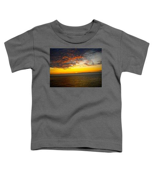 Jersey Morning Sky Toddler T-Shirt