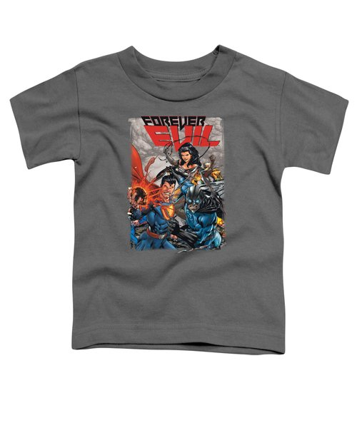 Jla - Crime Syndicate Toddler T-Shirt
