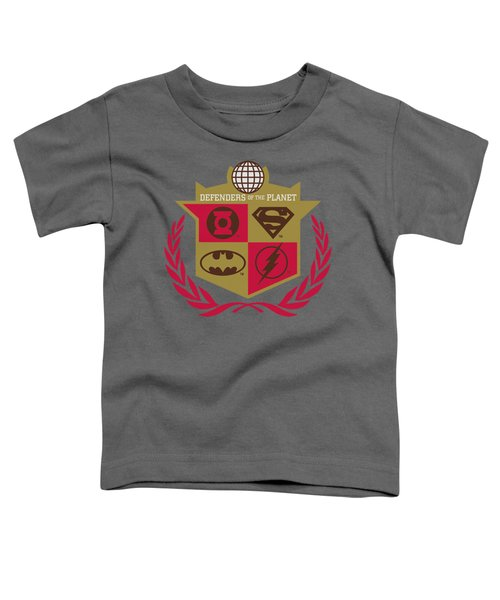 Jla - Defenders Toddler T-Shirt