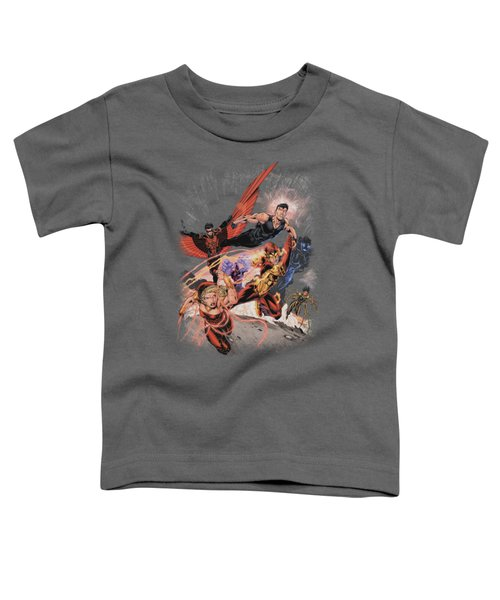 Jla - Teen Titans #1 Toddler T-Shirt
