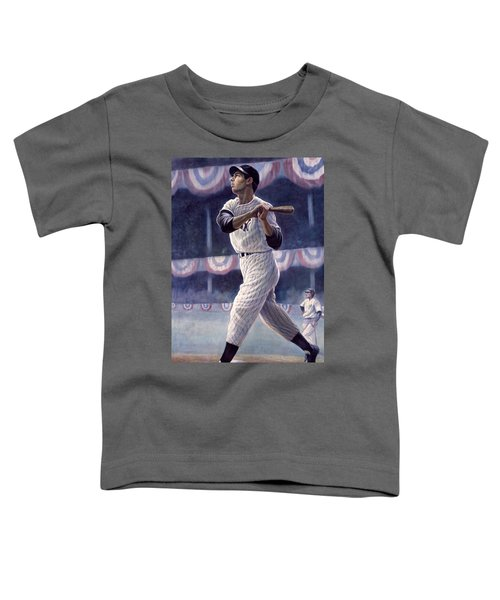 Joe Dimaggio Toddler T-Shirt