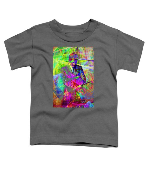 John Fitzgerald Kennedy Jfk In Abstract 20130610 Toddler T-Shirt