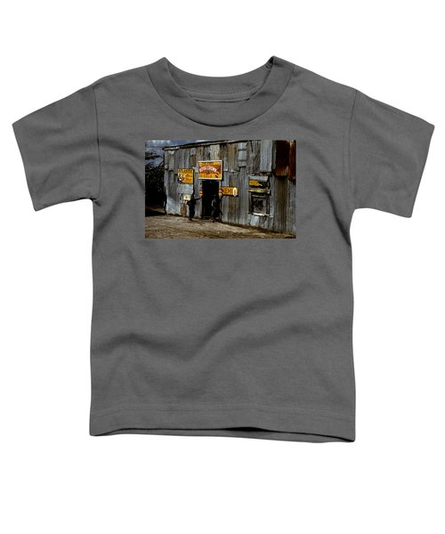 Juke Joint Natchez Mississippi Toddler T-Shirt