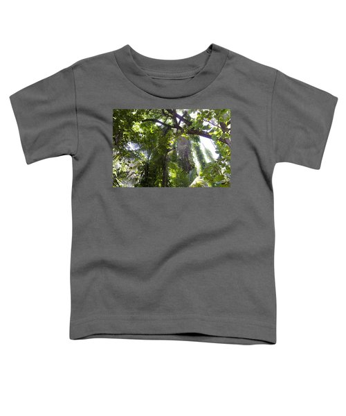 Jungle Canopy Toddler T-Shirt