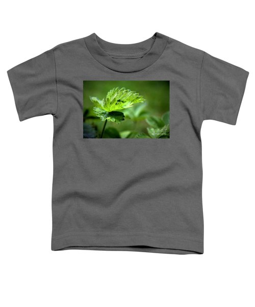 Just Green Toddler T-Shirt