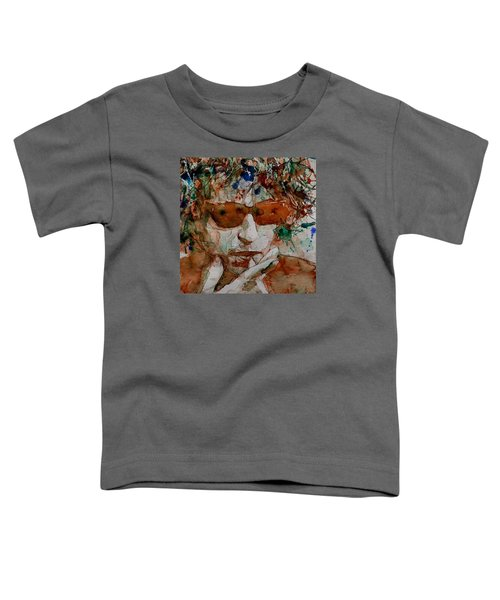 Just Like A Woman Toddler T-Shirt