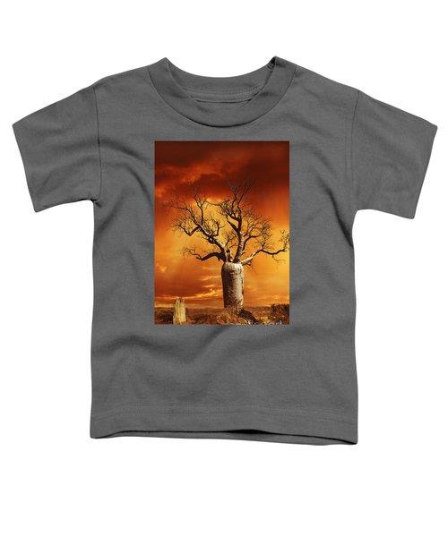 Kimberley Dreaming Toddler T-Shirt