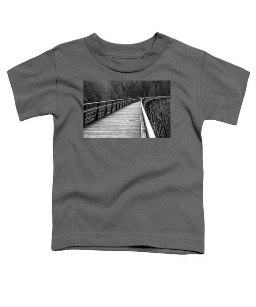 Kinsol Trestle Boardwalk  Toddler T-Shirt