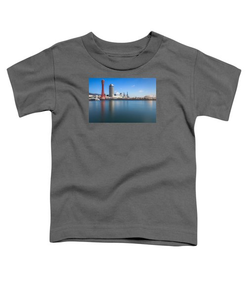 Kobe Port Island Tower Toddler T-Shirt