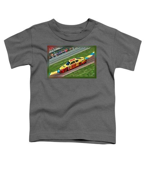 Kurt Busch Toddler T-Shirt