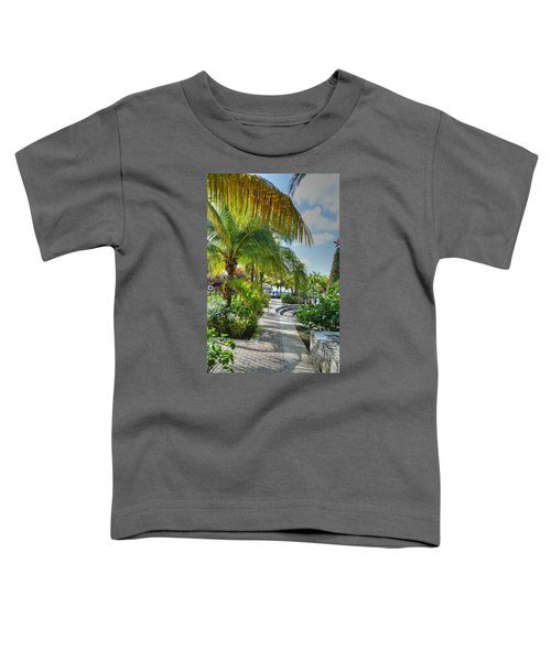 La Isla Bonita Toddler T-Shirt