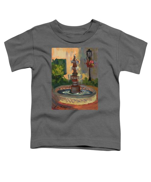 La Quinta Resort Fountain Toddler T-Shirt