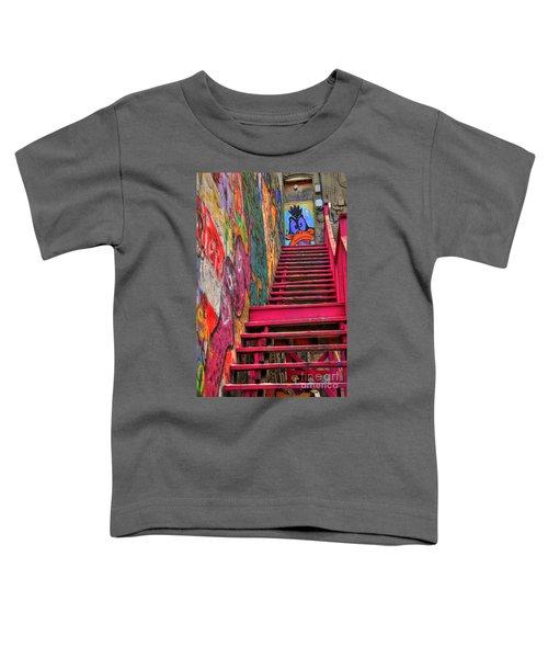 Laffy Daffy Toddler T-Shirt