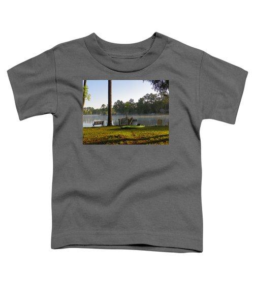 Lake Life Toddler T-Shirt