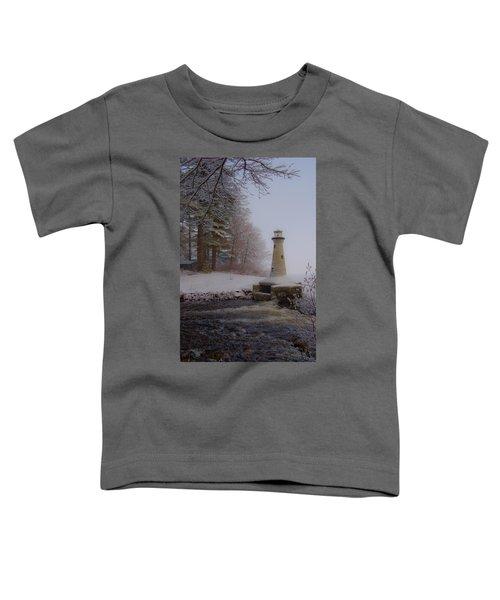 Lake Potanipo Lighthouse Toddler T-Shirt