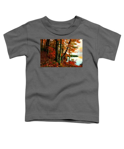 Lakeside Beauty Toddler T-Shirt