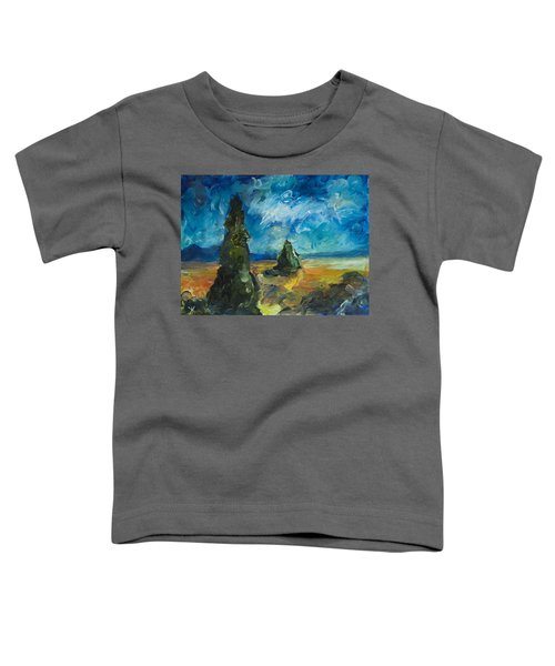 Emerald Spires Toddler T-Shirt