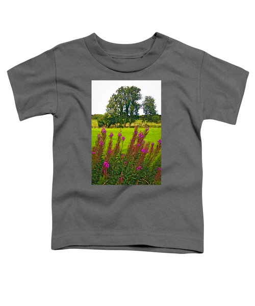 Lanna Fireweeds County Clare Ireland Toddler T-Shirt