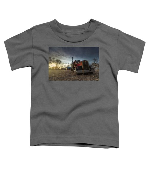 Last Haul Toddler T-Shirt