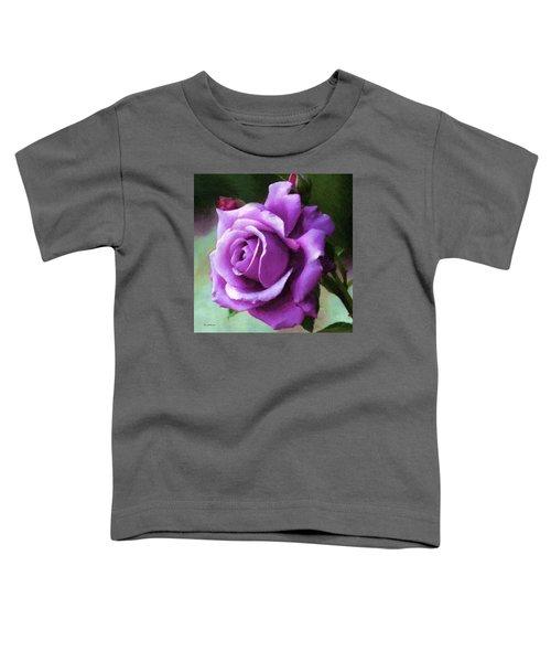Lavender Lady Toddler T-Shirt