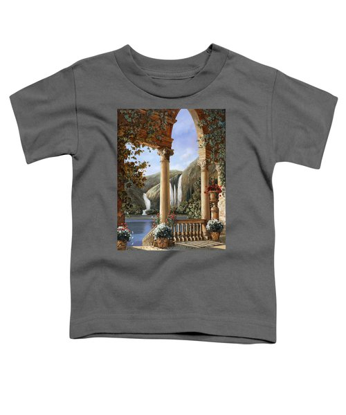 Le Cascate Toddler T-Shirt