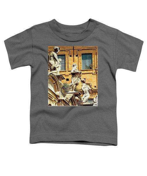 Le Statue Toddler T-Shirt
