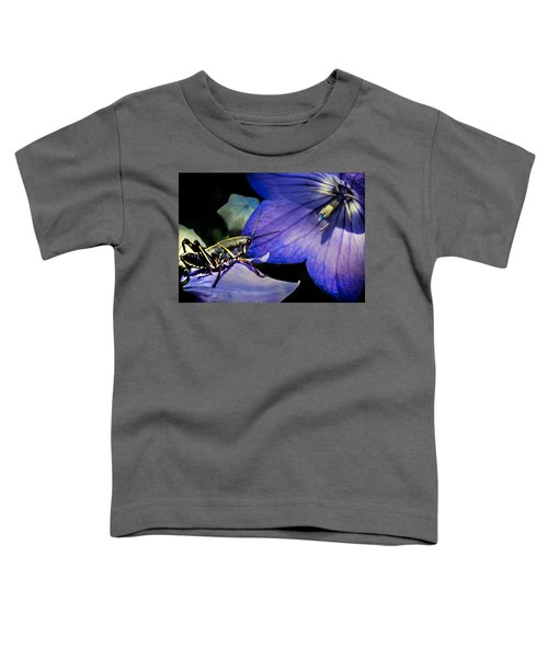 Contemplation Of A Pistil Toddler T-Shirt