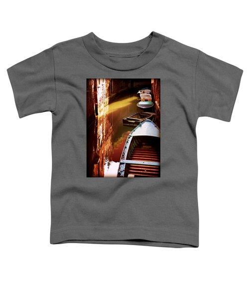 Legata Nel Canale Toddler T-Shirt