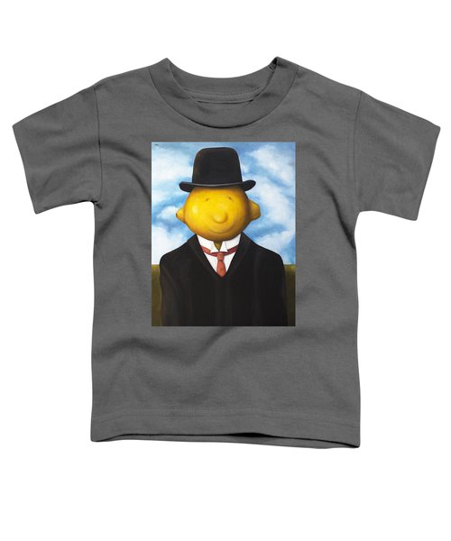Lemon Head Toddler T-Shirt