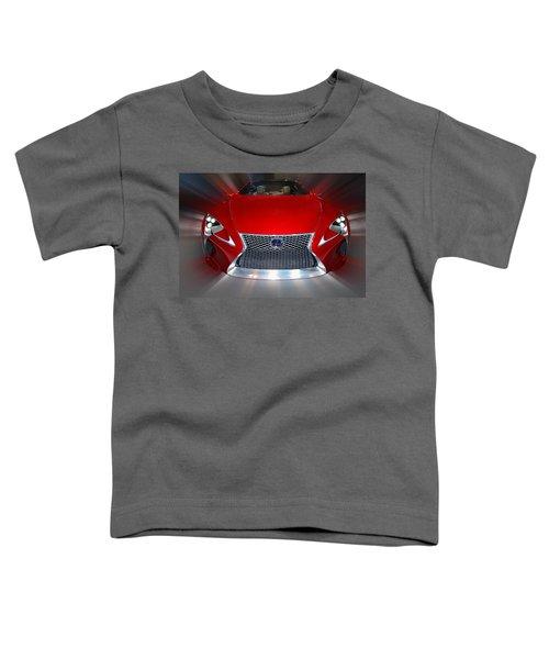 Lexus L F - L C Hybrid 2013 Toddler T-Shirt