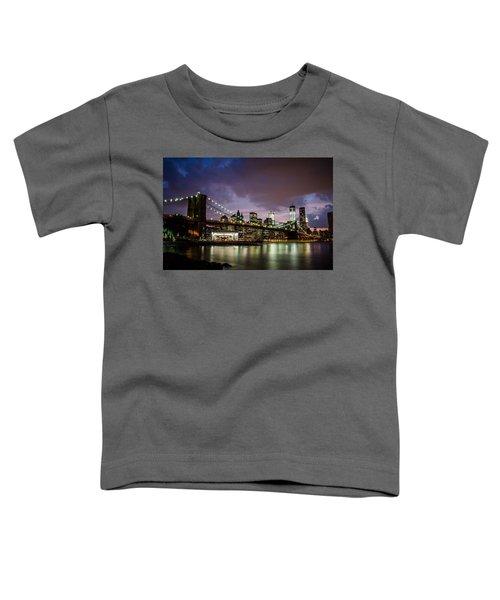 Light Up The Night Toddler T-Shirt