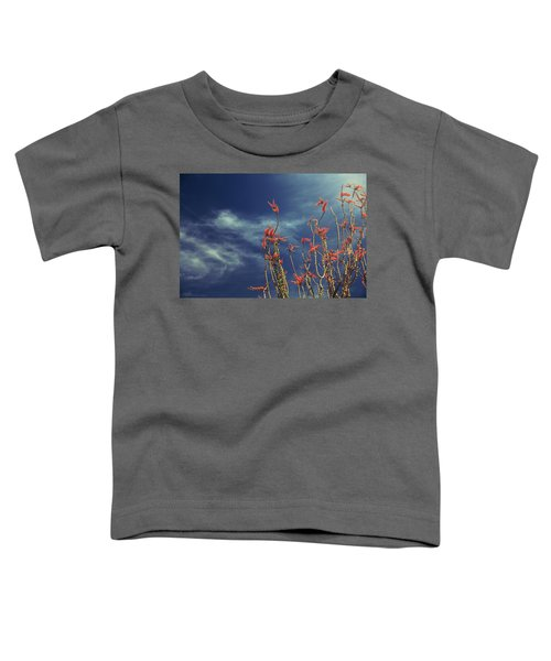 Like Flying Amongst The Clouds Toddler T-Shirt