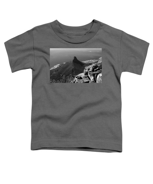 Lions Head - Cape Town - South Africa Toddler T-Shirt