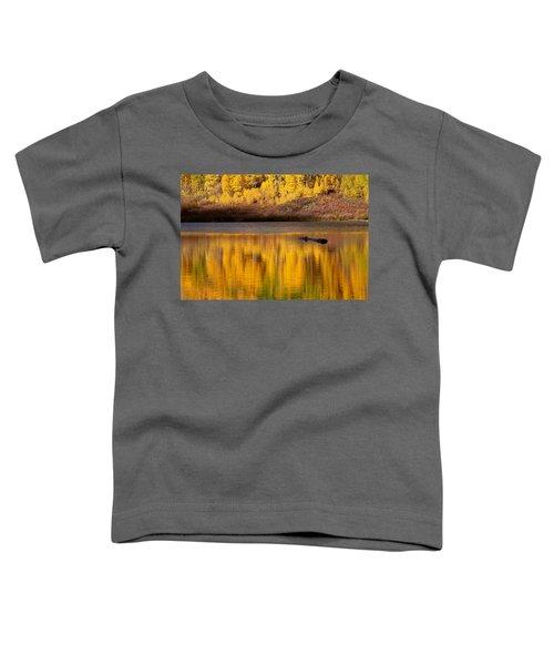 Liquid Gold Toddler T-Shirt