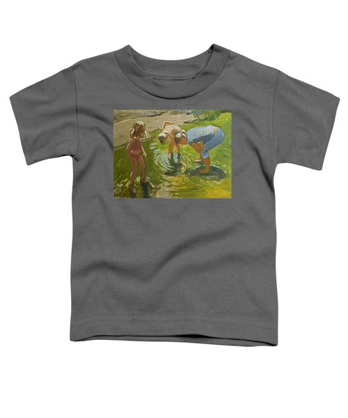 Little Fish Toddler T-Shirt