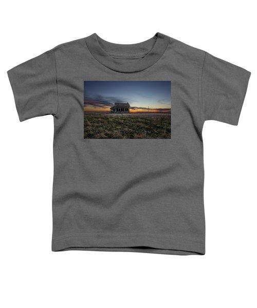 Little House On The Prairie Toddler T-Shirt