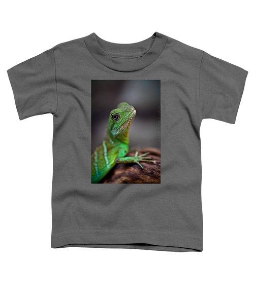 Lizard Toddler T-Shirt