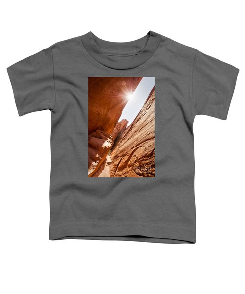Looking For Sand Dune Arch Toddler T-Shirt