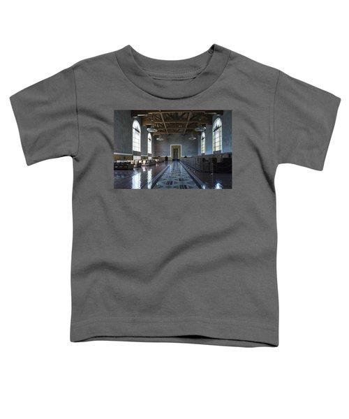 Los Angeles Union Station - Custom Toddler T-Shirt