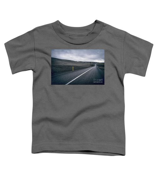 Lost Highway Toddler T-Shirt
