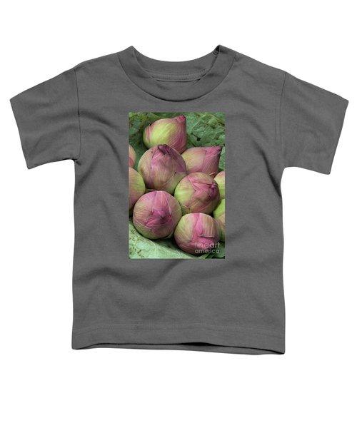 Lotus Buds Toddler T-Shirt