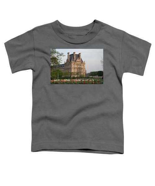 Louvre Museum Toddler T-Shirt