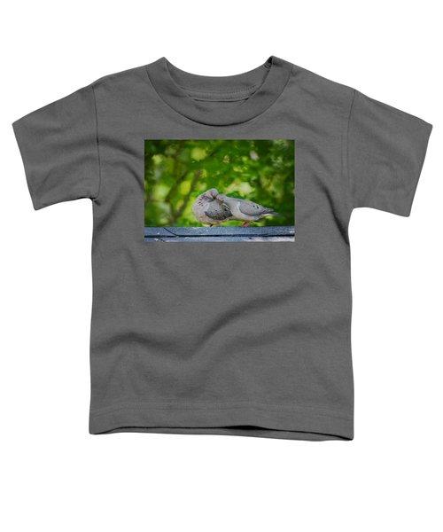 Love Doves  Toddler T-Shirt
