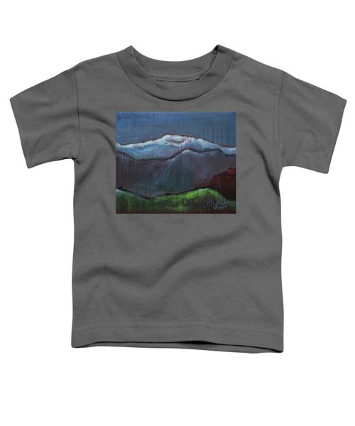 Love For Pikes Peak Toddler T-Shirt