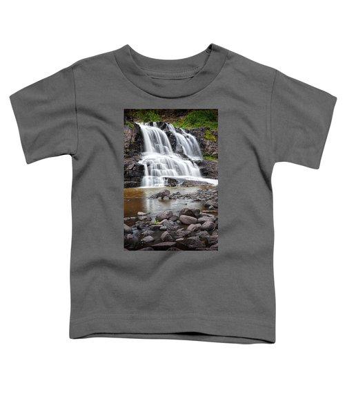 Lower Gooseberry Falls Toddler T-Shirt