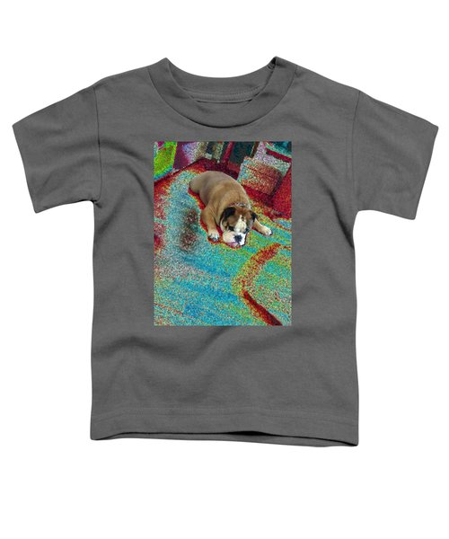 Lucius - Lucci  Toddler T-Shirt